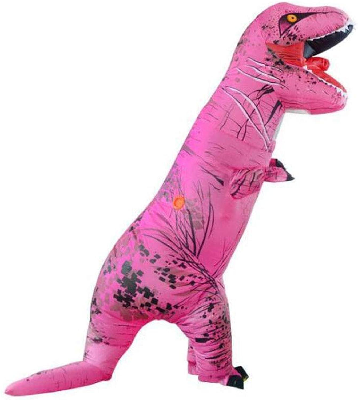 Adulto Gonfiabile del Costume di Htuttioween del Costume del Partito della Mascotte del Costume da Dinosauro Gonfiabile di Htuttioween