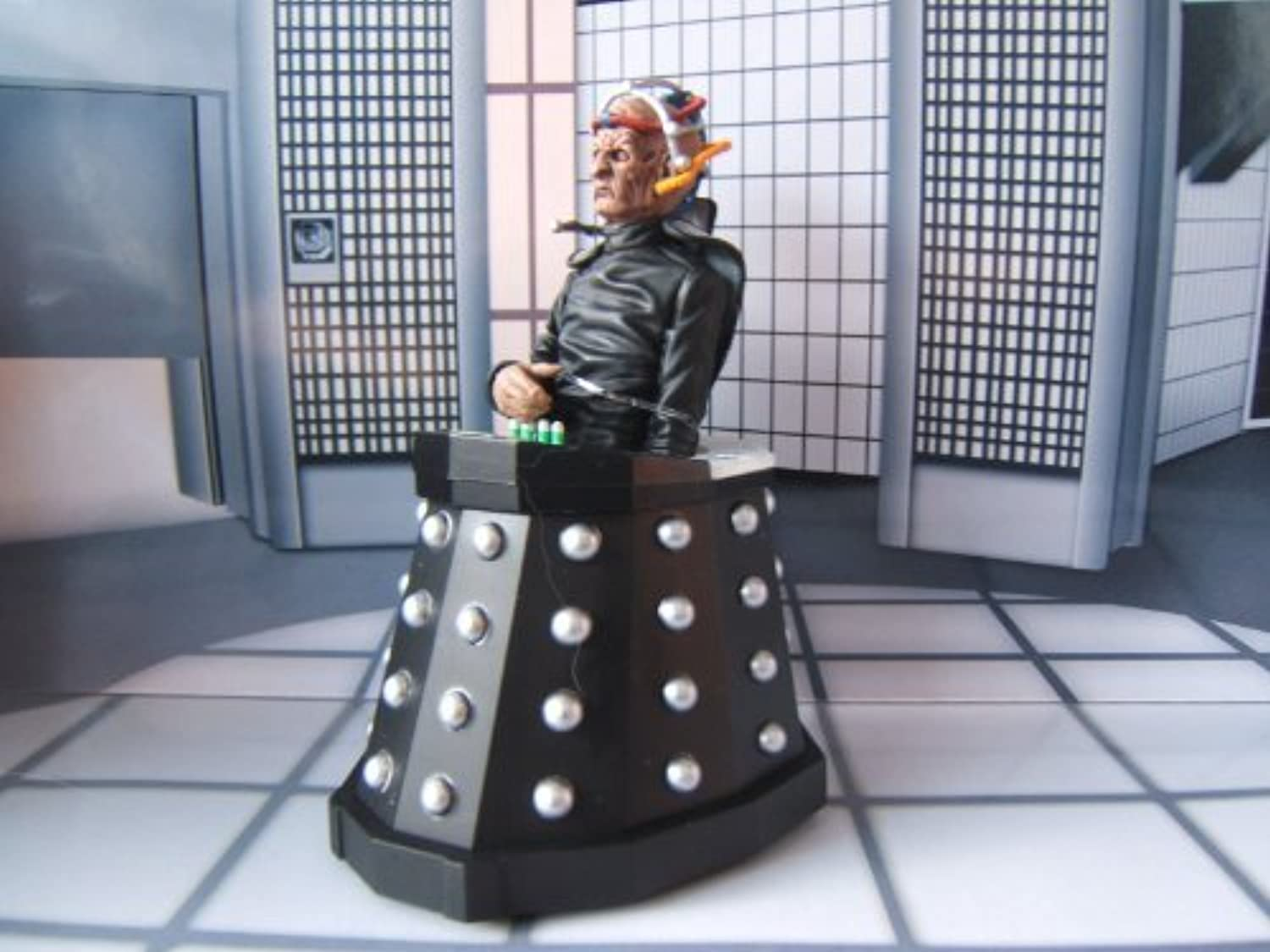 DOCTOR WHO  Davros Loose Action Figure from Resurrection of the Daleks