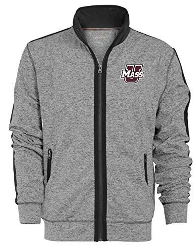Camp David NCAA Herren Trainingsjacke Jetsetter Premium Full Zip, Herren, Jetsetter, Pistolenpulver, Medium