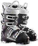 Nordica Cruise 75 Womens Ski Boots - 24.5/Black Pearl-White-Bronze