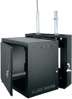 "Middle Atlantic EWR Series Wall Cabinet with Solid Door Rack Spaces: 12U Spaces, Depth: 22"""