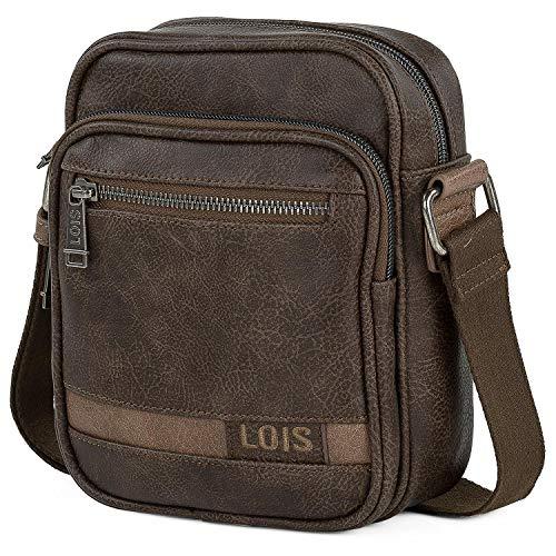 Lois - Bolso Hombre Bandolera de...