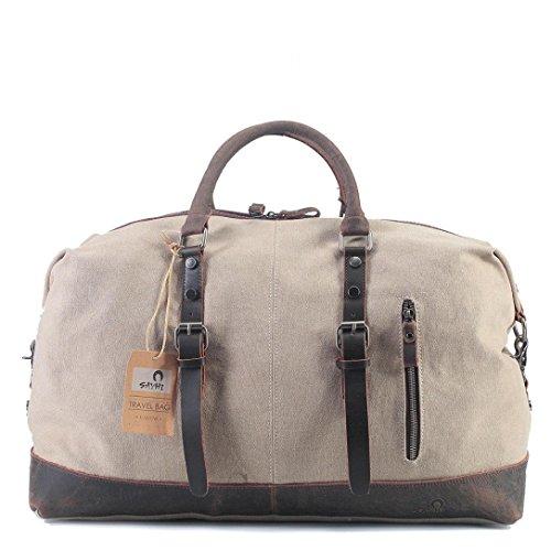 Lanowo  bag,  Strandtasche Rice White 40cm x 54cm x23cm
