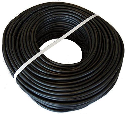 Cable RV-K 0,6/1kV 3x1,5mm 50m (Negro)