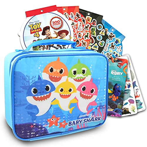 Baby Shark Lunch Bag For Toddlers, Kids Bundle ~ Baby Shark Lunch...