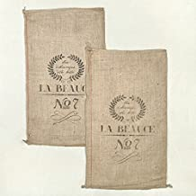 French Grain Sack Reproduction - Sold Individually