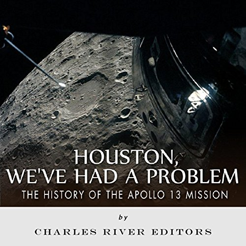 Houston, We've Had a Problem audiobook cover art