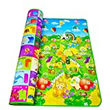 Home Stylish Double Sided Water Proof Baby Mat Carpet for Kids