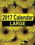 2017 Calendar Large: The 14 month 2017 Calendar Large starts in December 2016 and ends January 2018. Organize activities and important dates in large boxes to write in and a note page for each month.