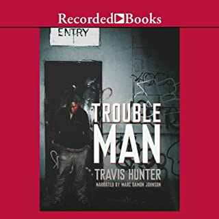Trouble Man audiobook cover art