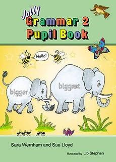 Grammar 2 Pupil Book: In Precursive Letters (British English edition)