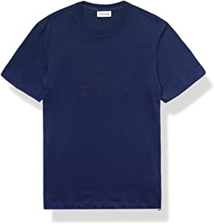 Lacoste Mens Classic Graphic Big Croc T-Shirt