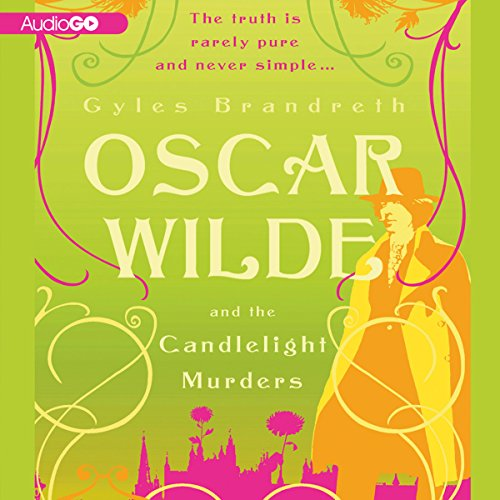 Oscar Wilde and a Death of No Importance audiobook cover art
