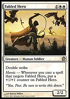 Best fabled hero mtg Reviews