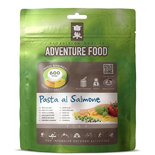 Adventure Food Lachs Nudeln 1 Person No Size Green