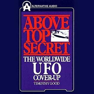 Above Top Secret cover art