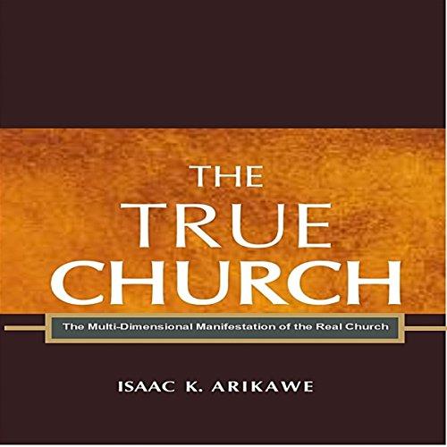 The True Church audiobook cover art