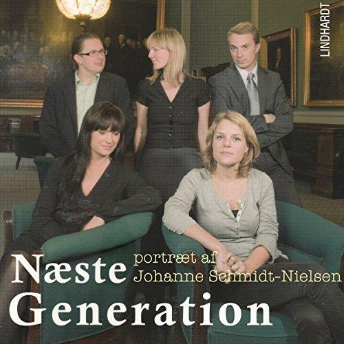 Et portræt af Johanne Schmidt-Nielsen audiobook cover art