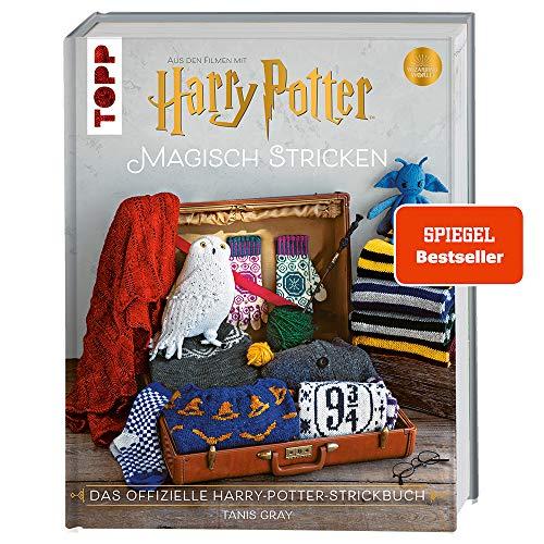 Harry Potter: Magisch stricken: Das offizielle Harry-Potter-Strickbuch. Aus den Filmen mit Harry Potter - SPIEGEL-Bestseller