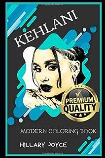 Kehlani Modern Coloring Book (Kehlani Modern Coloring Books)