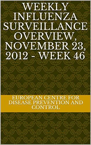 Weekly influenza surveillance overview, November 23, 2012 - Week 46 (English Edition)