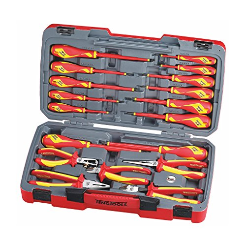 Juego de 4 herramientas curvas con puntas punz/ón y herramienta de gancho Tengtools TM149