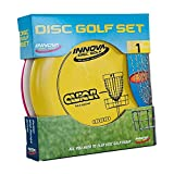 Innova Disc Golf Set – Driver, Mid-Range & Putter, Comfortable DX Plastic, Colors
