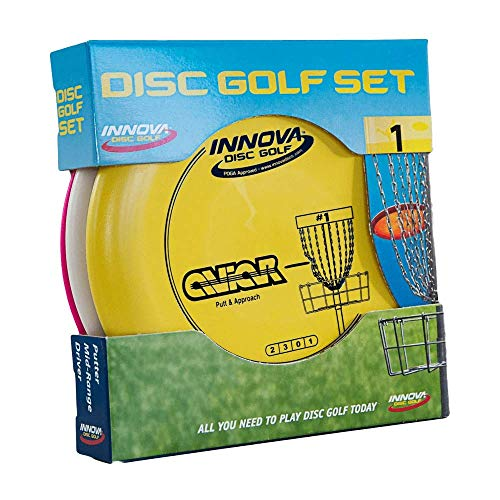 Innova Disc Golf Set – Driver, Mid-Range & Putter