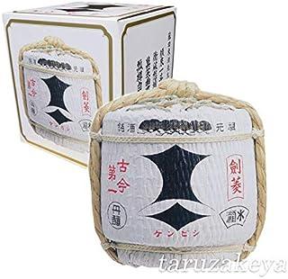 剣菱 ミニ菰樽[1800ml]