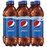 Pepsi, Bottles 16.9 Fl Oz (pack of 6)