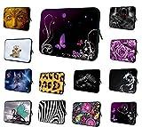 ARBUYSHOP 9.7 10 12 13 housse de sac d'ordinateur portable tablette de 15 pouces avec poignée PC sac 13,3 15,6 11 14 pouces portable informatique couvercle poche
