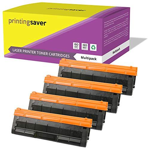 Printing Saver 4er Set Toner kompatibel für RICOH AFICIO SP C250DN, SP C250DNw, SP C250SF, SP C240DN drucker