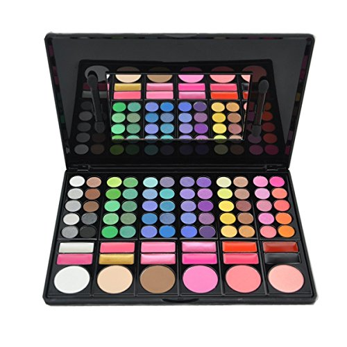 Kit Maquillaje Profesional Completo Mujer Marca Disino