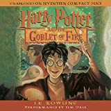 Harry Potter and the Goblet of Fire - Listening Library (Audio) - 08/07/2000