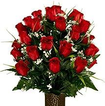 Amazon Com Cemetery Flowers