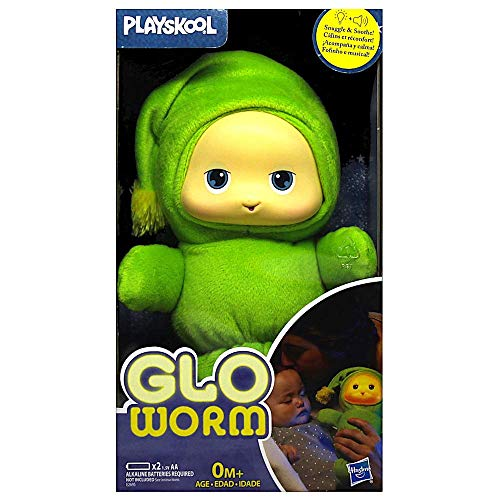 "Glo Worm Snuggle & Soothe 9"" Doll"