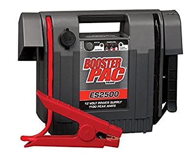 Booster PAC 12V Jump Starter
