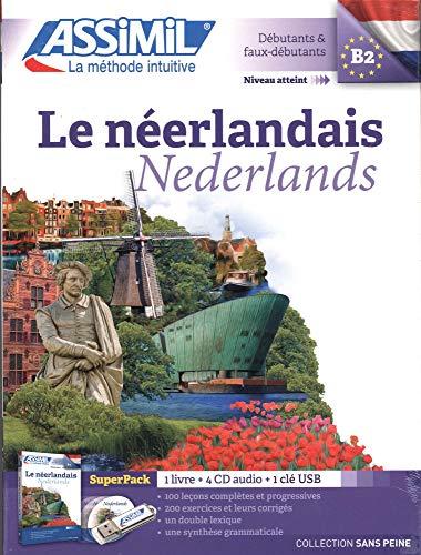 Superpack Usb Neerlandais (livre+4CD audio+1 clé USB)