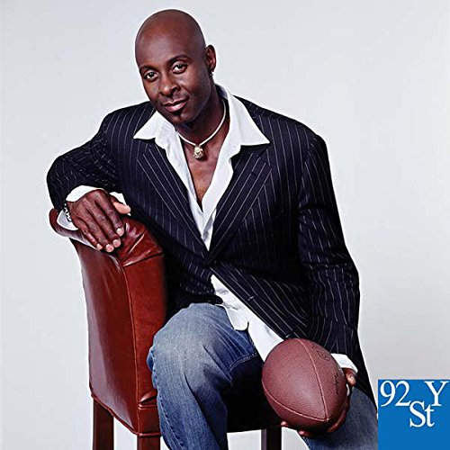 Jerry Rice on Football at the 92nd Street Y audiobook cover art