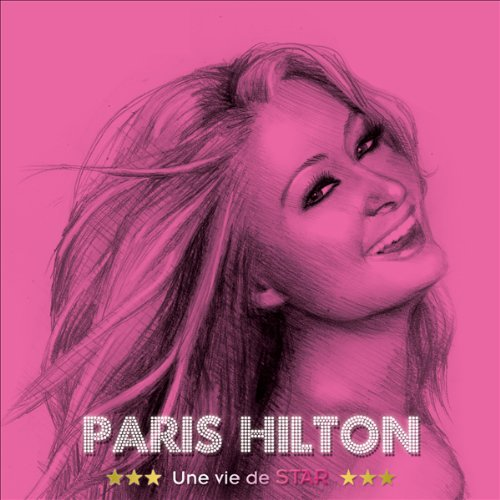Paris Hilton audiobook cover art