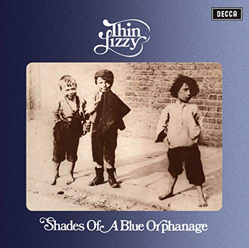 Thin Lizzy: Shades of a Blue Orphanage (Audio CD (Remastered))