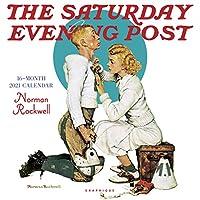 Norman Rockwell - the SATURDAY EVENING POST 2021 CALENDAR (ノーマン ロックウェル/サタデー イブニング ポスト ) 2021 年 カレンダー
