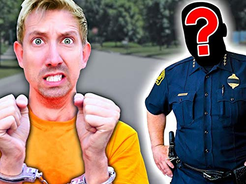 C.W.C. Arrested! Project Zorgo at Safe House (Trapped in Escape Room Challenge with Ninja Gadgets)