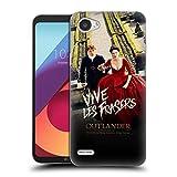 Head Case Designs Officiel Outlander Relevez 2 Affiche Art Clé Coque en Gel Doux Compatible avec LG...