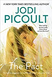 If you like Small Great Things by Jodi Picoult, try The Pact book cover