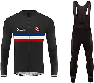 4bc807f4a Future Sports UGLYFROG 2019 Ropa Ciclismo Maillot Térmico Camiseta Térmica  de Ciclistas Bodies Maillot Mangas Largas