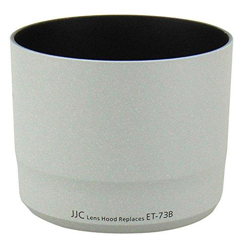 JJC LH-T73B Gegenlichtblende (Streulichtblende, Sonnenblende) für Canon EF 70-300mm f/4-5.6L IS USM ersetzt Canon ET-73B