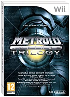 Metroid Prime: Trilogy (Wii) (B002ATY7JE) | Amazon price tracker / tracking, Amazon price history charts, Amazon price watches, Amazon price drop alerts