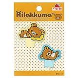パイオニア 名札付けワッペン リラックマ リラックマ RK301-RK16