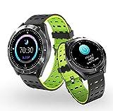 DUODUOGO Smartwatch Offerta del Giorno, Impermeabile Smartwatch per Uomo Donna Bambini Compatibile...
